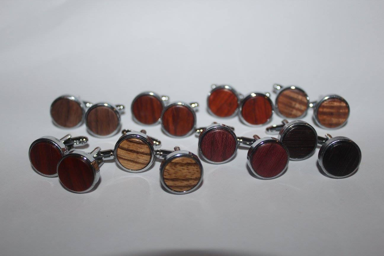 Various cuff links