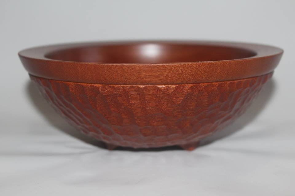 NSW rose wood bowl
