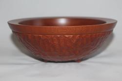 NSW rose wood bowl