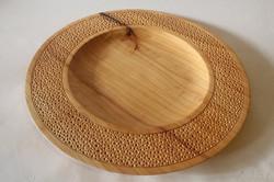 Aero platter, Kauri pine