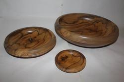Sassafras bowls