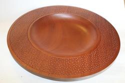 aero bowl, Aus red cedar