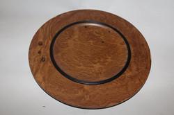 Brown mallee platter
