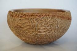 coral bowl