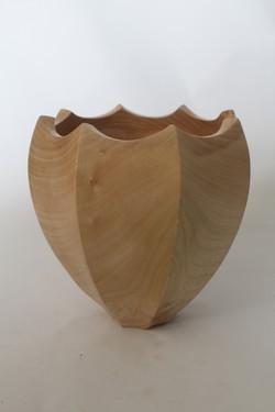 Gumnut vase