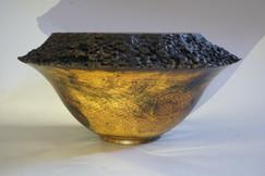 Grass tree root bowl