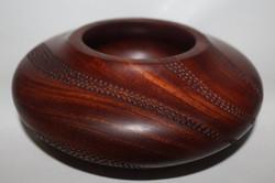 Australian red cedar vessel