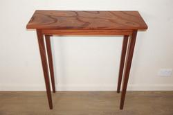 Cedar dot table