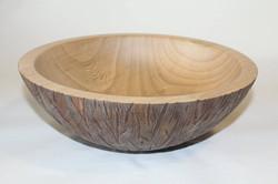 Rebarked bowl