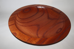 Cedar dot bowl