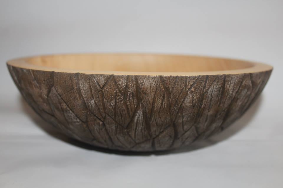 Re-Barked bowl