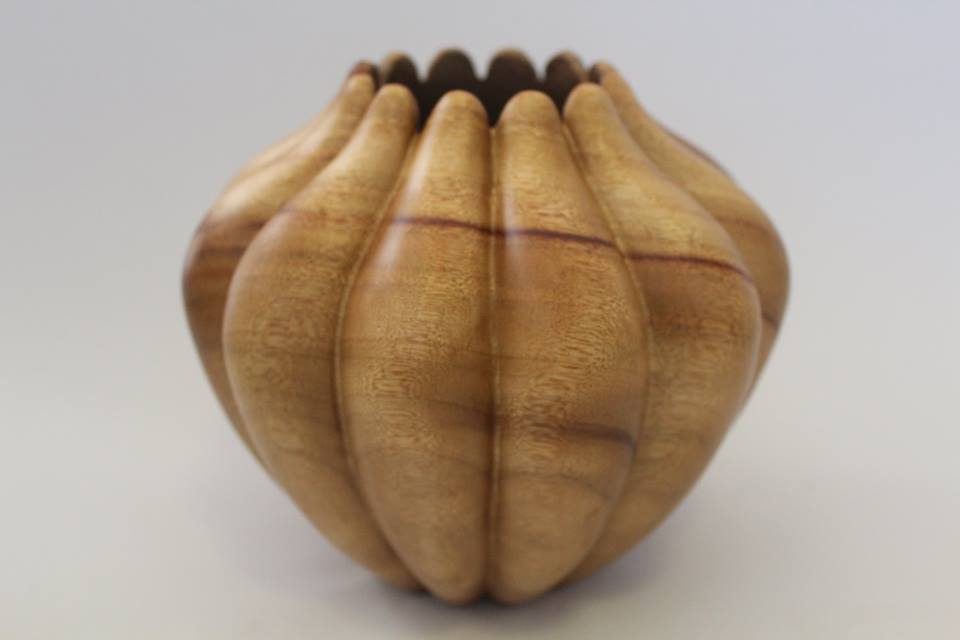 Carved vessel (John Jordan inspired)