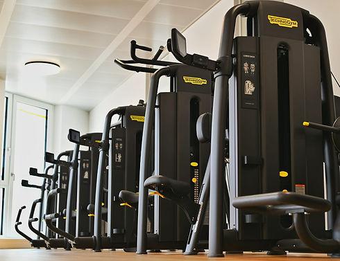 Medical Fitness Bühl Trainingsgeräte
