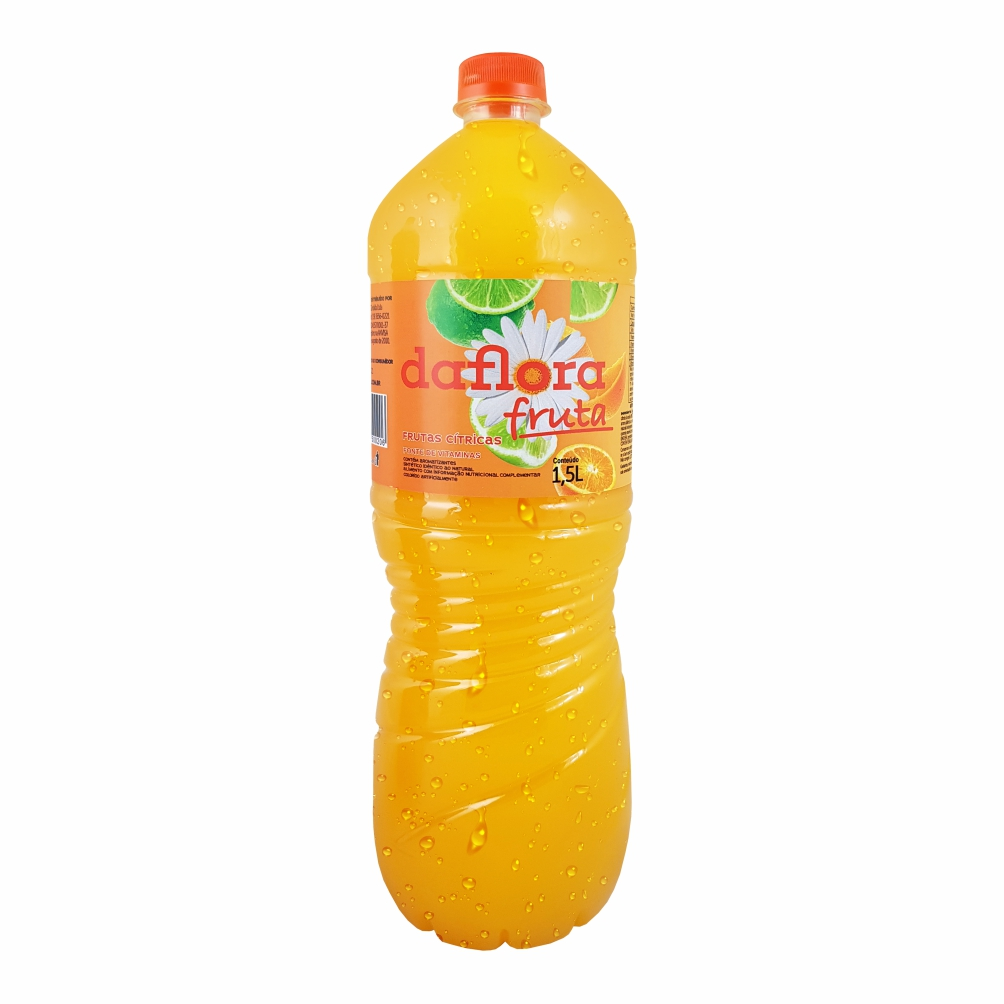 Daflora Fruta - Frutas Cítricas 1,5 litros