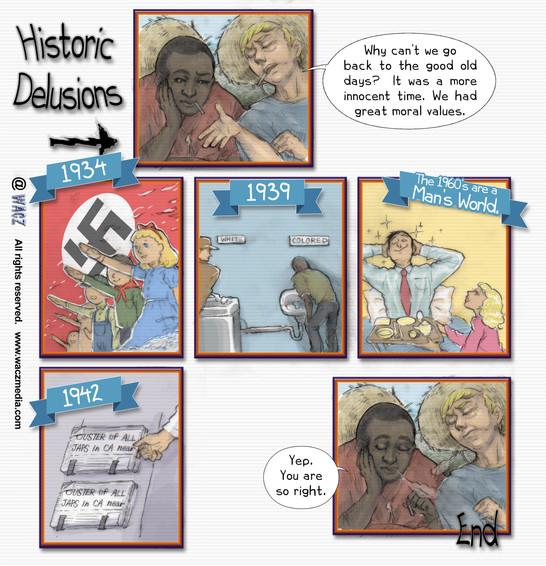 Historic Delusions