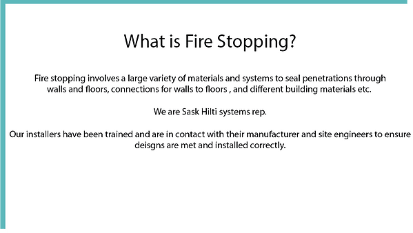 WHat is Fire Stopping box.png