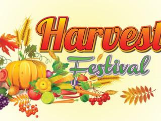 Harvest Festival Table
