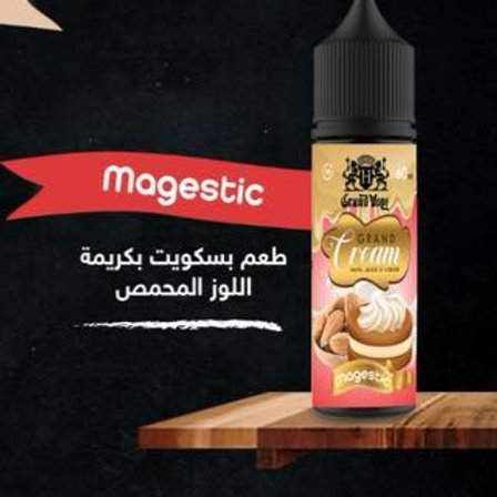 Grand Cream Magestic