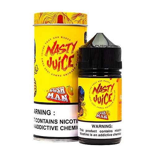 Cush Man by Nasty Juice E-Liquid   Vapezonealex Egypt