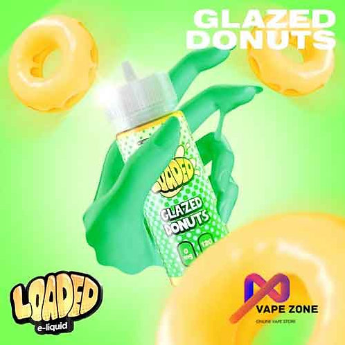 GLAZED DONUTS BY LOADED E-LIQUID