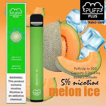 puff-bar-melon-ice - VGOD POD 1K disposable