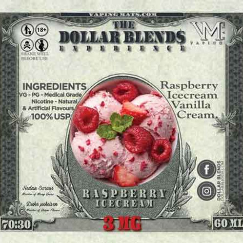 Dollar Blends Raspberry Ice Cream