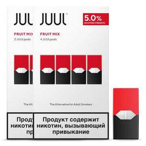 JUUL Pods Fruit Mix Flavor