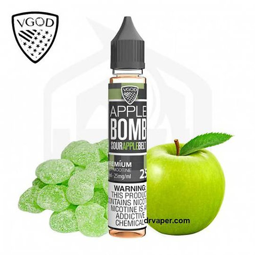 APPLE BOMB - VGOD SALTNIC - 30ML