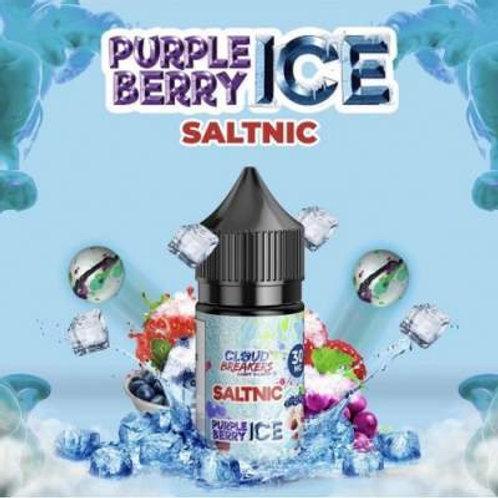Purple Berry Salt Nic By Cloud Breakers (30ml)