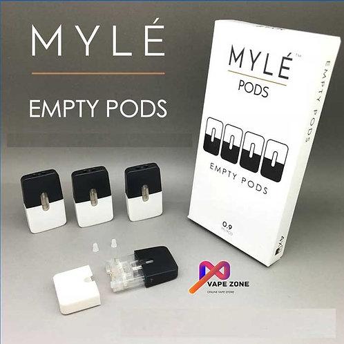 MYLE 0.9ML EMPTY PODS   MYLE (one pod)