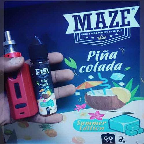Maze Pina Colada E juice