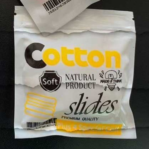 Slides Cotton  plus 4 special coil