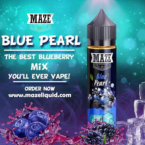 Maze Blue Pearel E liquid