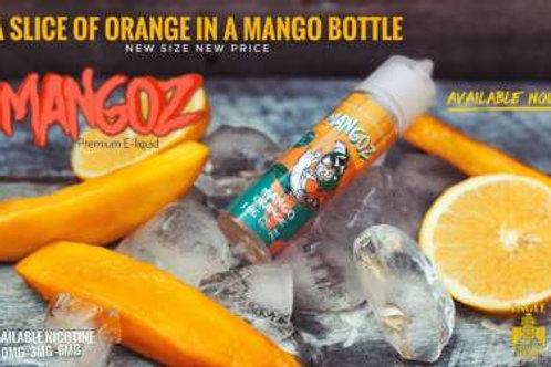 Mangoz E Liquid Cold Mango & Orange 60ml