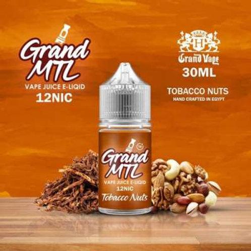 Grand MTL Tobacco Nuts
