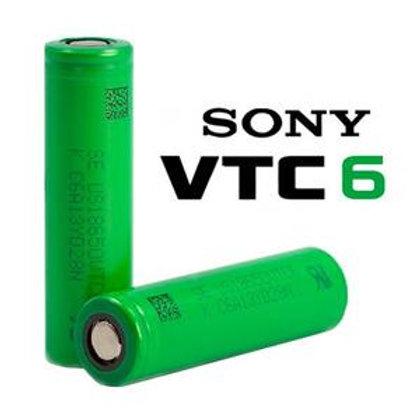 SONY VTC6 18650 3000mAH 15A Battery - US18650VTC6