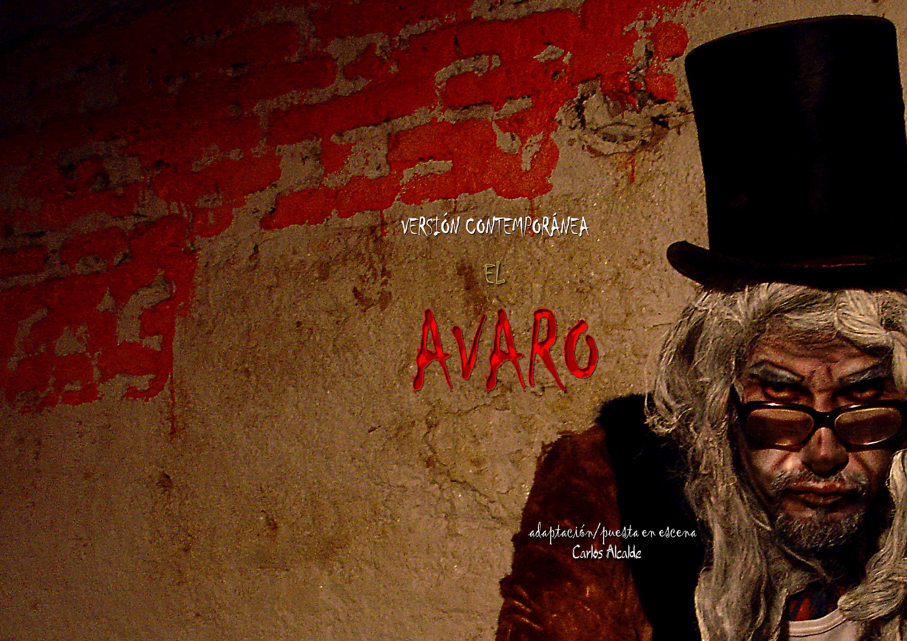 portada Avaro