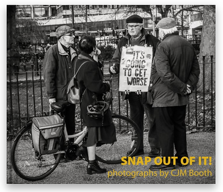 Snap out of it, photobook