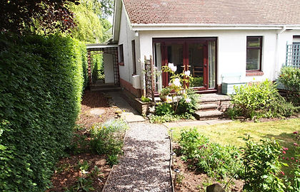 Downfield Garden Cottage, holiday cottage, perthshire, scotland, ryder cup