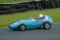 Gordon Wright, Stanguellini, Oulton Park