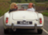 Classic car touring, scotland, perthshire, mga, classic car holidays, classic car friendly accommodation
