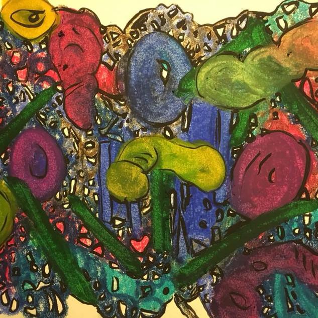 Fabiana Rhostz - ARTNATIC