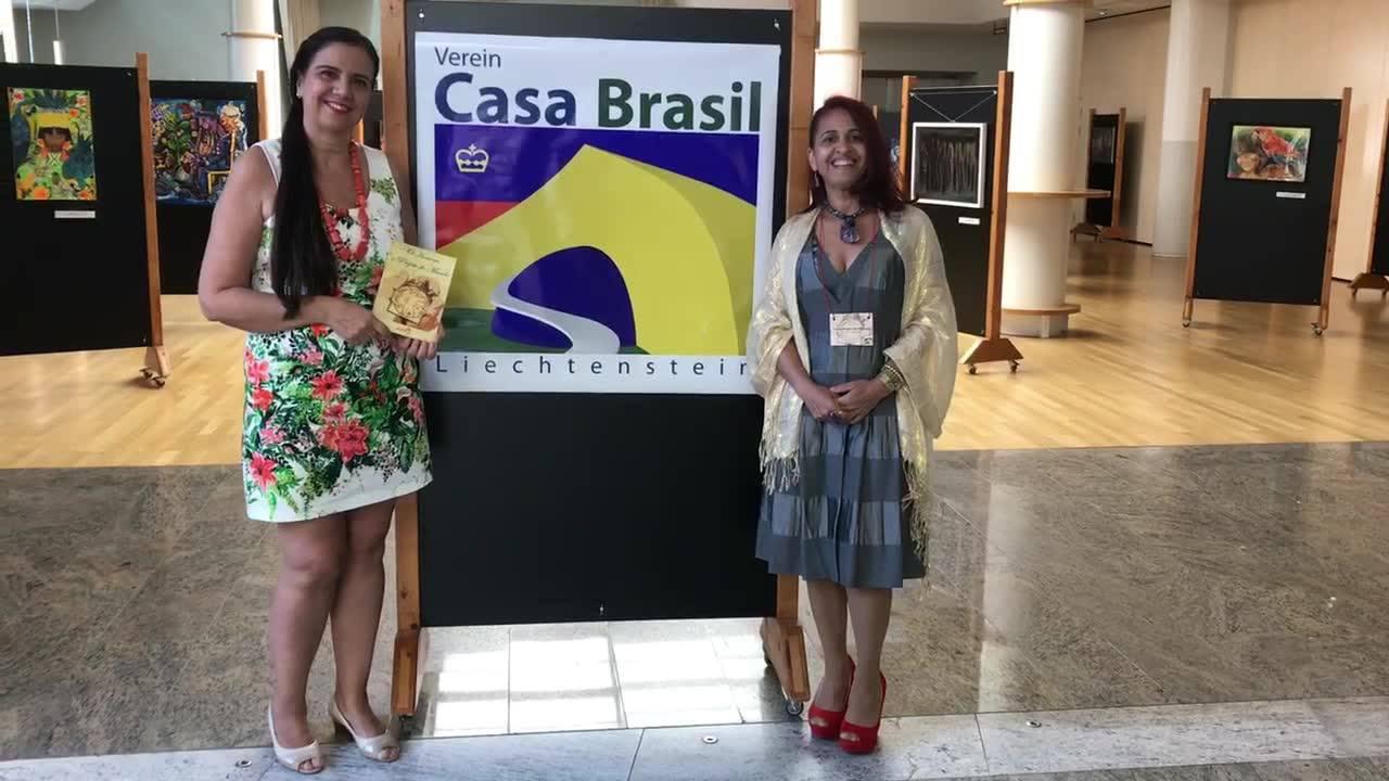 Começa  agora 16.06 em Lichtenstein a V Junifest. Venha você e sua família . Organização & Idealização : Denise Da Cruz & Casa Brasil Liechtenstein.