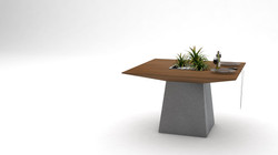 GARDEN TABLE II