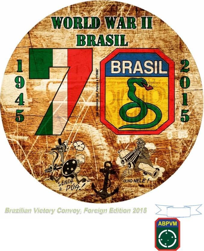 WWII-Brasil
