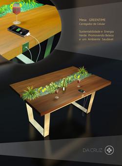GARDEN TABLE I