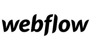 Webflow editor