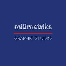 milimetriks graphic studio logo