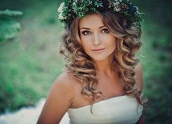 coiffure-boucle-mariage-style-champêtre-