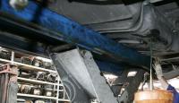 Une épave enlevée est démolie, recyclée et broyée